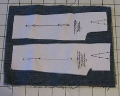 Pattern Lay Out, Cutting and Marking
