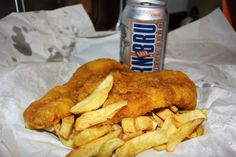 Fish and Chips. | 21 Delicious Scottish Treats Everyone Should Try
