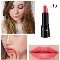 New MRC Cremesheen Lipstick Sexy Lip stick Gloss Moisture Protection Lip Balm Waterproof Women Girls Beauty Makeup Lip Maquiagem