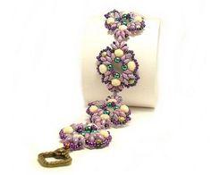 VALENTINE SALE 20 off Code VAL14 Bracelet by CrownofStones on Etsy, €8.00