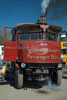 Sentinel Steam Bus Steam Free, Buses, Monster Trucks, Busses