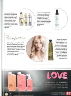Beauty editors are loving @redken blonde idol - and so do we!
