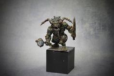 Figurine Rackham Mid-Nor Pro Painted : Peintures par matpaint -> Matpaint.com