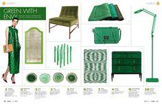 May 2012 - Lonny Magazine - Lonny #Emerald