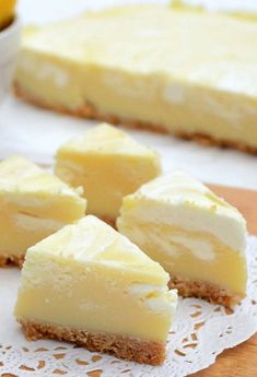 Lemon Meringue Pie Fudge Recipe. Yummy!