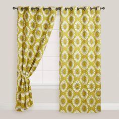 Kristen F. Davis Designs: Curtains For My Bedroom