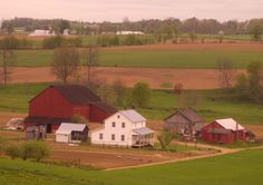 Beautiful Amish home in Holmes County