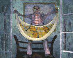 Rufino Tamayo - Ofrenda de Frutas - 1987