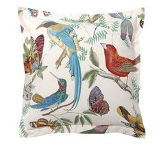 Fauna Duvet Cover & Sham | Pottery Barn