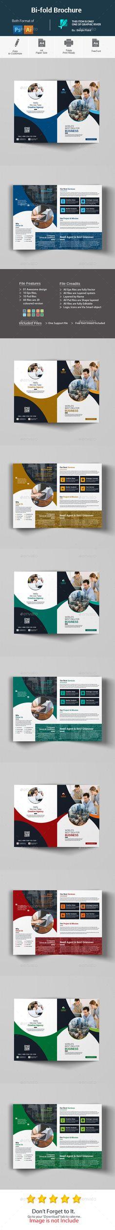 10 Best Tri-fold Brochure Design images in 2017 | Brochure