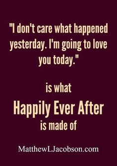 Quotes About Love : QUOTATION – Image : Quotes Of the day – Description Marriage wisdom teaches us to focus on the future, not continue to bring up the past. True forgiveness doesn't focus on the past but loves today and looks to tomorrow with hope. Life Quotes Love, Great Quotes, Quotes To Live By, Me Quotes, Inspirational Quotes, Happy Quotes, People Quotes, Wisdom Quotes, I Forgive You Quotes