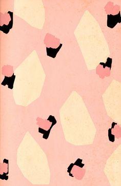 modern leopard print