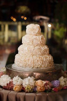30 Brilliantly Designed Wedding Cakes: http://www.modwedding.com/2014/10/17/30-brilliantly-designed-wedding-cakes/ #wedding #weddings #wedding_cake  Photography: Brian Dorsey Studios