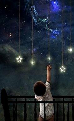 catch the falling stars..