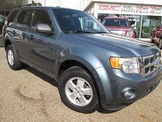 2011 Ford Escape, 35,647 miles, $14,950.