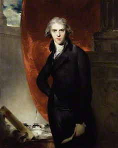 The Earl of Liverpool by Thomas Lawrence