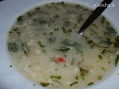 Cesnačka so zemiakmi aj medvedím cesnakom - Recept 20 Min, Cheeseburger Chowder, Ale, Soup, Ale Beer, Soups, Ales, Beer