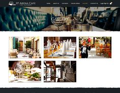 """Check out new work on my @Behance portfolio: """"07 Arena Lounge Website http://07arenalounge.com/"""" http://be.net/gallery/51792441/07-Arena-Lounge-Website-http07arenaloungecom"""
