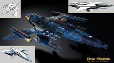 Drazi Phoenix WIP by Amras-Arfeiniel.deviantart.com on @deviantART