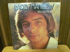 Barry Manilow, This One's For You, (1976) 33 RPM VINYL, AL-4090, 1463,