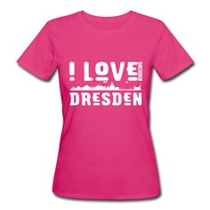 SCHRIFTZUG: I LOVE SACHSEN · DRESDEN   GRAFIK · DRUCK ZENTRIERT · VERSCHIEDENE FARBEN