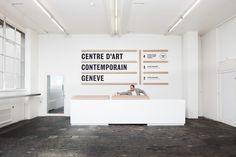 Centre d'Art Contemporain | Atelier Nicolas Perrottet