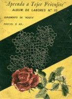 """Gallery.ru / mula - Альбом """"Aprenda a Tejer Frivolité Album de Labores n&#1"""""""