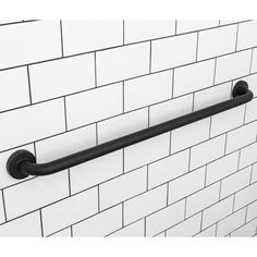 evekare manufactures a wide range of disability grab rails suitable for assisted living and aged care applications. Grab rails can be installed horizontally, vertically or diagonally and can be installed to meet compliance with AS 1428.1. Grab rails can be installed in showers, next to toilets and basins, or other locations where extra support is desired. This unique range has a luxury comfort grip which provides extra grip and a warmer touch than standard stainless steel grab rails. The… Independent Living Aids, Aged Care, Bathroom Plumbing, Basins, Assisted Living, Lists To Make, Toilets, Disability, Matte Black