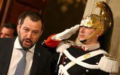 En Arxikos Politis: Κυβέρνηση κατά της ΕΕ και της λιτότητας στην Ιταλί...