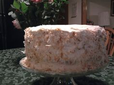 This recipe is courtesy of Robert Carter from the Peninsula Grill, in Charleston, South Carolina, via SC Tourism web site. Seems different from others posted on Zaar. Directions are involved - read through And practice mise en place to avoid going nuts. A 6 layer coconut cake - Southern Heaven on a plate!