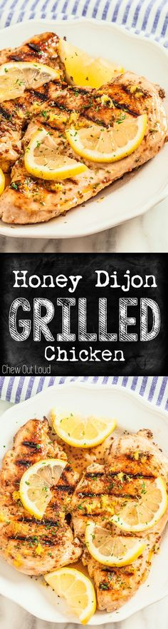 Lemon Honey Dijon Vinaigrette Recipe — Dishmaps