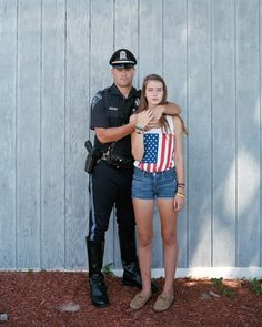 Would you ever pose intimately with a stranger? These people did! #9 will make you laugh!