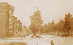 Maria var bosatt i South Green Street, Chicago. Gaten ligger i nabolaget Englewood.