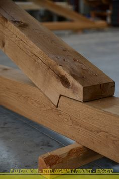 Dente capriata in rovere #rovere #cremonalegnami #legno #wood #wooden #roof #woodenroof #nature #makeyourown #oak #forest #sogood