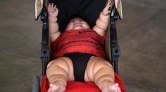 Parents of 10-month-old boy who weighs as much as a 9-year-old seek help