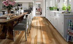 Kahrs Ash Gotland  - эксклюзивный светлый пол из ясеня, Черс деревянные полы ясень Готланд