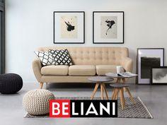Sofa Design, Sofas, Beige Couch, Decoration, Designer, Furniture, Home Decor, Products, Contemporary Interior