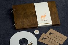 Unique Portfolio Books | Inspired by his love of nature and printmaking, Wesley's portfolio ...