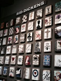 Sid Dickens at Bella Casa, Portland, OR.  We have new, discontinued and retired memory blocks.