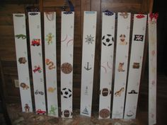 Baseball Locker Growth Chart  Growth Charts Lockers And Boys