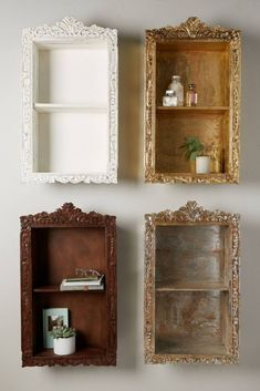 Slide View: Hanging Storage Cabinet – trinkets and home accessories – Home Decor Decoration Ikea, Decoration Bedroom, Decoration Design, Room Decor, Handmade Home Decor, Diy Home Decor, Perfume Storage, Diy Casa, Farmhouse Side Table