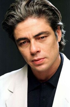 Benicio Del Toro should play Sebastian!  He needs to get a little scruffier than this for the role, though.