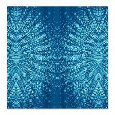 Shower Curtain, Blue > Shower Curtains > Ornaart