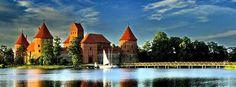 trakai castle - Google'da Ara