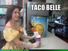 """""""Can I have a Beast Meal and a Luminere Loco Taco Combo, please?"""""""