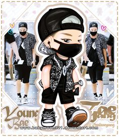 Taeyang #fanart #bigbang #airportfashion