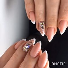 14 insane wedding nail art designs to look excellent this