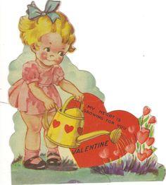 Vintage Valentines | carla-at-home