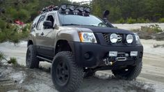 MEMBER'S PRODUCT SALE: RockyMtnX Factory Bumper Winch Mount (Updated 4/14/14!) - Second Generation Nissan Xterra Forums (2005+)