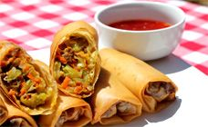 Homemade Chiko Roll - Finger food -   The Chiko roll is usually purchased from takeaway cafes.  It is very similar to an asian spring roll. It is iconically Australian and the ingredients are really a mystery to everybody. Sooo Tasty!